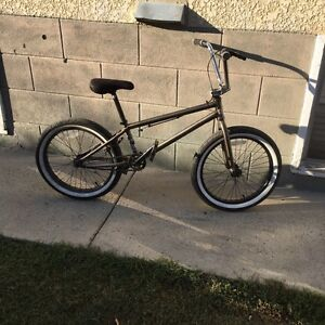 Bmx sick slick bike