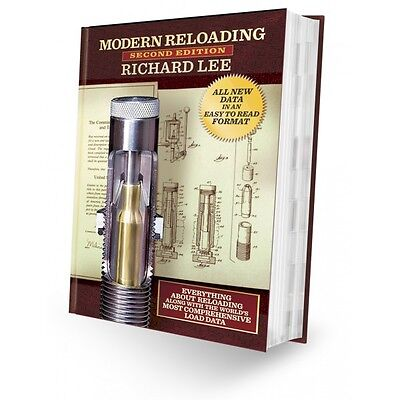 Lee's Modern Reloading 2nd Edition Manual (90277)
