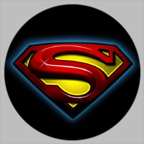Ebay golf superman logo golf ball marker new voltagebd Choice Image