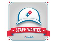 Domino's Pizza Instore Team Members PART-TIME