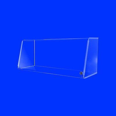 Grünke® Spuckschutz Nr. 4 SG Thekenaufsatz - Seitlich geschlossen 60cm breite