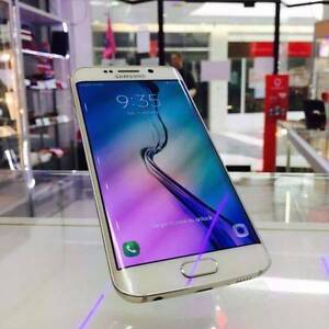 GALAXY S6 EDGE 32GB WHITE 4G AUS MODEL UNLOCKED WITH INVOICE Surfers Paradise Gold Coast City Preview
