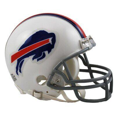 NFL Buffalo Bills Mini Helm VSR4 Riddell Football Helmet OVP