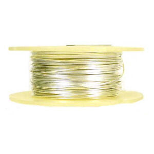 28-gauge-solid-925-Sterling-Silver-Round-Wire-60ft-dead-soft-spool-made-in-USA