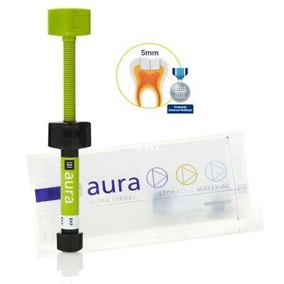Dental Sdi Aura Bulk Fill Composite 4gram Syringe