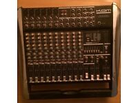 Kam 10 channel professional studio mixer