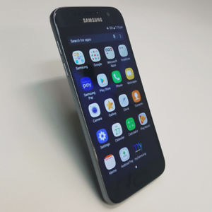 SAMSUNG S7 32GB BLACK COLOUR WITH SAMSUNG WARRANTY