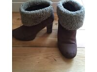 Brown Ugg Boots, Size 6.5