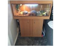 Oak Vivarium 3FT
