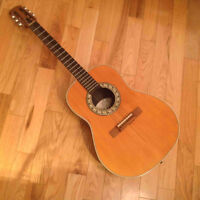 OVATION CLASSIQUE 1624-4 VINTAGE MADE IN USA