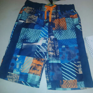 New Boys swim shorts size 5