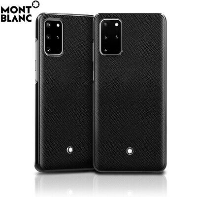 Montblanc Sartorial Hard Phone Case Cover 128109 for Samsung Galaxy S20+ Plus