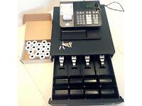 Casio cash register / shop till - Model SE-S10 / 16 free printer rolls