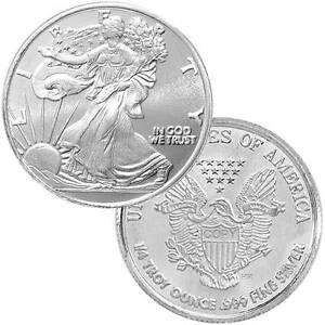 1/4 oz Silver Round | Walking Liberty Design (.999 Pure) COIN.. Inglewood Stirling Area Preview