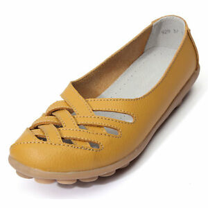 Comfy and super cute--women's size 8.5 LEATHER shoes--brand new! Peterborough Peterborough Area image 1