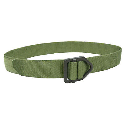 Condor IB OD Green Tactical Utility Instructor Heavy Duty Belt Nylon Med - Large