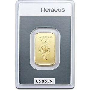 Lingot-or-10-grammes-or-pur-24-carats-999-1000-Heraeus-gold-bar-10-gr