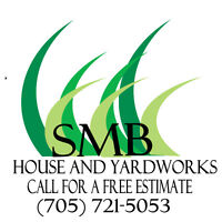 SMB house and yardworks