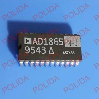 1pcs Audio Dac Ic Analog Devices Dip24 Ad1865n-j Ad1865nz-j 100 Genuine And New