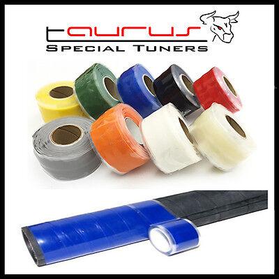 Nastro siliconico BLU rivestimento autoagglomerante silicone Tubi tubo manicotto