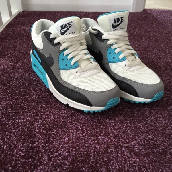 wdfkx Brand New Mens Size 7 Nike Air Max Trainers From JD Sports | in