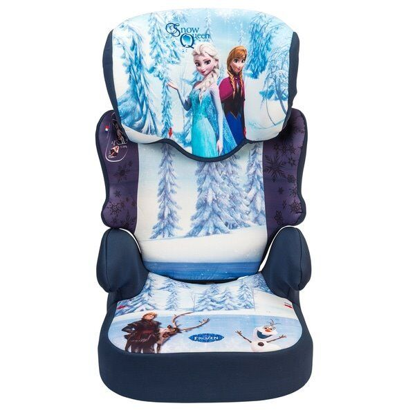 Elsa Frozen Girls Car Seat