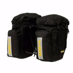 HALF PRICE AZUR REAR PANNIER with rain cover RRP $99.99 East Perth Perth City Area Preview