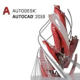 AutoCAD 2018 for Windows MacBook imac