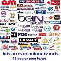ENJOY 4K TV CHANNELS LIVE EVENTS SPORTS MOVIES NEWS ON IPTV BOX