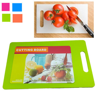 Tagliere In Plastica Cucina Igiene Tagliare Colorato 30 X 18 Cm Polietilene 531