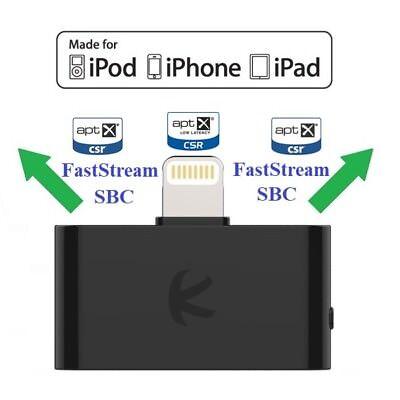 KOKKIA i10L_Pro : Lightning Connector Bluetooth Splitter for iPhone,iPad,iPod  Ipod Bluetooth Connector