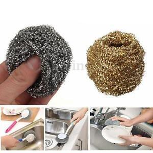 Soldering-Solder-Iron-Tip-Home-Cleaner-Clean-Copper-Steel-Wire-Sponge-Ball-Tool