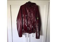 Stone island jacket! Red! Size UK L/XL open to reasonable offers