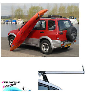 Ruk Load Assist Kayak Roof Rack Guide For Loading Kayak