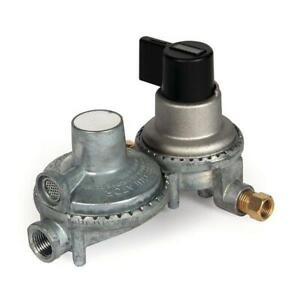 Propane Double-Stage Auto-Changeover Regulator,ccsaus,clam
