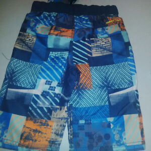New Boys swim shorts size 5 Cambridge Kitchener Area image 2