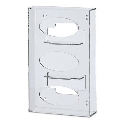 Silhouette Glove Dispenser Triple • 10.187
