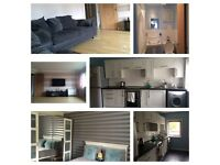 My large 2 bed flat Clydebank for your 3 bed house