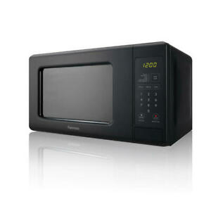 KENMORE 0.7 CU. FT. COUNTERTOP MICROWAVE OVEN- BLK OR WHT- mnx