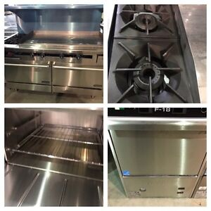 MASSIVE RESTAURANT/BAKERY EQUIPMENT LIQUIDATION! MUST SEE!!