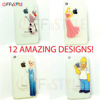Apple iPhone 4/4s, 5/5s/5c, Disney & Cartoon Phone Cases