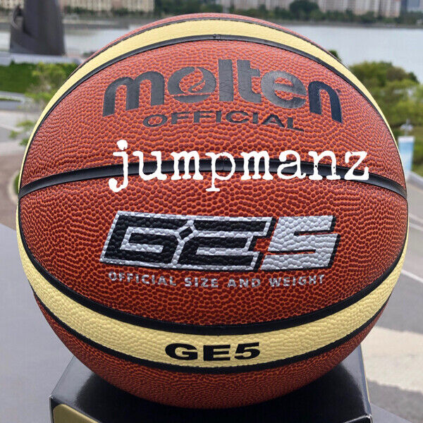 Molten GE5 Basketball (Limited Stocks)