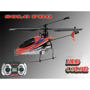 Nine-Eagle-Solo-PRO-260A-RC-2-4GHz-4-Ch-RTF-Helicopter-Red