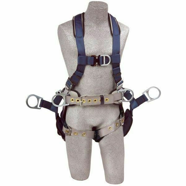 3M Harness Exofit Tower Climbing Harness Vest (111052)