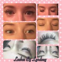 Beautiful Lash Extensions!