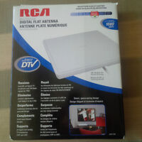 RCA Digital Flat TV Antenna (CANT1400)