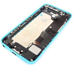 Back housing parts for iphone 5C Blue