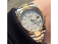 Genuine Rolex Date Just II