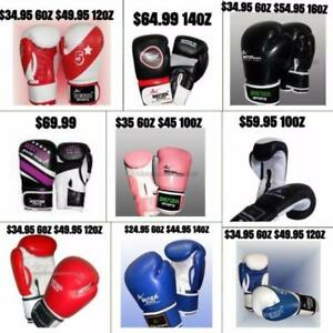 BOXING GLOVES, BAG GLOVES, MMA GLOVES TOP QUALITY ONLY @ BENZA SPORTS