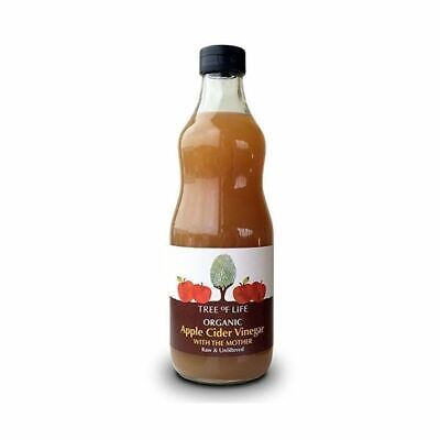 Tree Of Life Org Apple Cider Vinegar/Mother x 1000ml